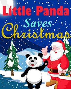 Little Panda Saves Christmas