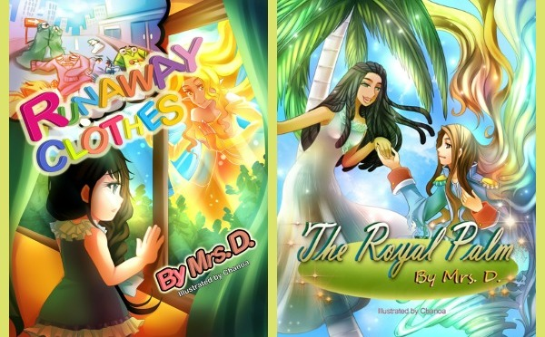 The Royal Palm and Runaway Clothes