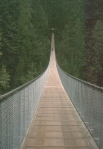 3F Capilano Suspension Bridge