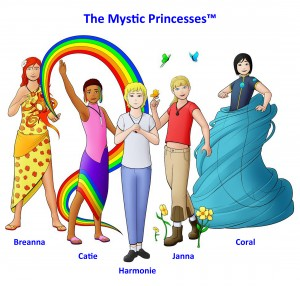 Meet the Mystic Princesses