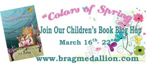 indieBRAG Colors of Spring Blog Hop