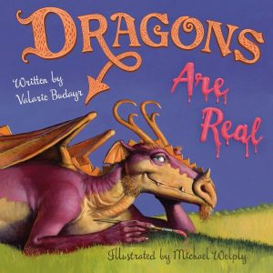 Dragons are Real Book Blast