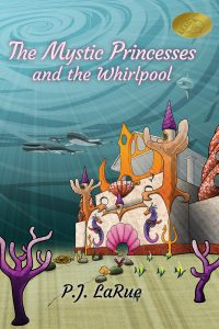 The Mystic Princesses and the Whirlpool Front Cover-indiebrag copy