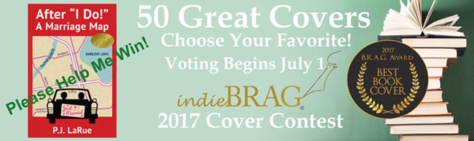 Voting Time – indieBRAG 2017 Cover Contest